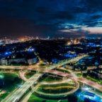 Leben in der Stadt der Zukunft